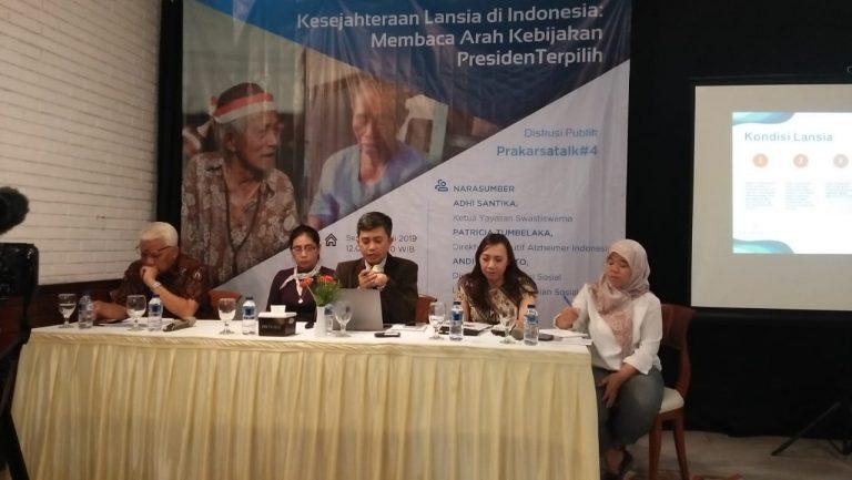 Tahun 2050, Lansia Indonesia Mencapai 77 Juta, Pemerintah Cuek?