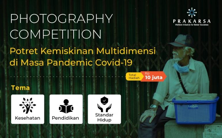 "Photography Competition ""Potret Kemiskinan Multidimensi di Masa Pandemic Covid-19"""