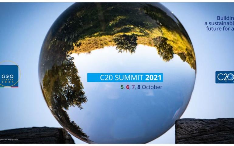 "Civil-20 Indonesia Siap Menerima ""Tongkat Estafet"" dari Civil-20 Italia"